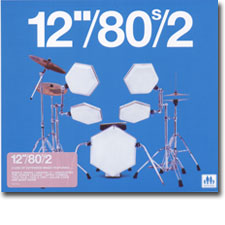 12inch 80s 2 CD cover