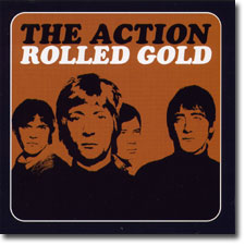 The Action CD cover