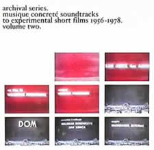 Archival Series Volume Two