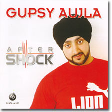Gupsy Aujla CD cover