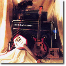 Biff Bang Pow CD cover