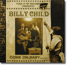 Billy Child 10inch cover