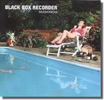 Black Box Recorder Passionoia CD cover