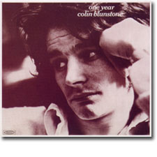 Colin Blunstone CD cover