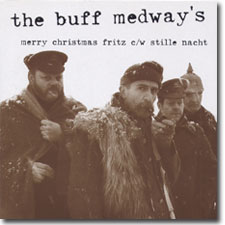 Buff Medways 7inch cover