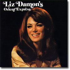 Liz Damon CD cover