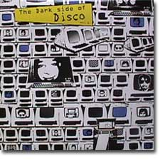 The Dark Side of Disco vol. 1 LP cover