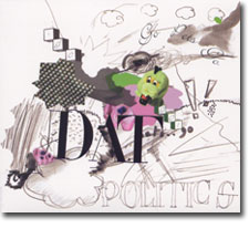DAT Politics CD cover