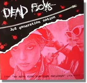 we have come for your children was dead boys second album for sire    Dead Boys We Have Come For Your Children
