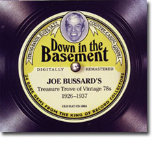 Down in the Basement CD cover