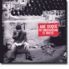 Abe Duque CD cover