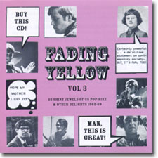 Fading Yellow volume 3 CD cover