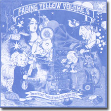 Fading Yellow volume 5 CD cover