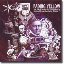 Fading Yellow volume 6 CD cover