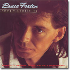Bruce Foxton CD cover