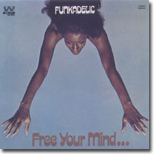 Funkadelic CD cover