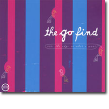 The Go Find CD5 cover