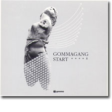 Gommagang Start CD cover