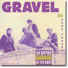 Gravel Volume 2 CD cover