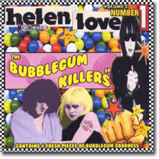 Helen Love CD cover