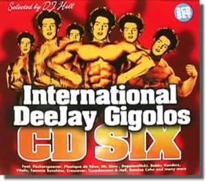 Inernational DeeJay Giglolos compilation number 6