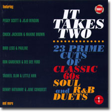 It Takes Two CD cover