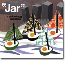 Jar - a Pickled Egg Collection CD cover