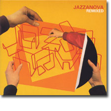 Jazzanova Remixed CD cover
