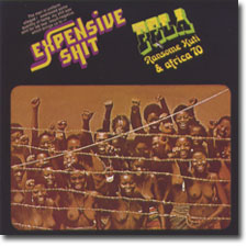 Fela Kuti CD cover