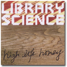 Library Science CD cover