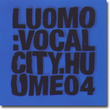 Luomo CD cover