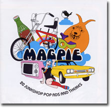 Magpie CD cover