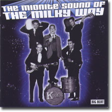 The Midnite Sound of The Milky Way CD cover