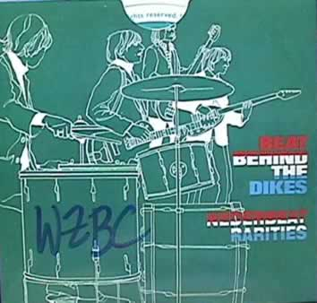 Cover of disc 5 (rarities) of Nederbeat 63-69
