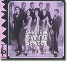 The New Swing Sextet CD cover