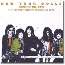 New York Dolls CD cover