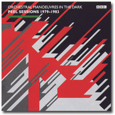 Orchestral Manoeuvres in the Dark CD cover