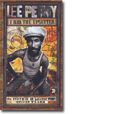 Lee Perry CD cover