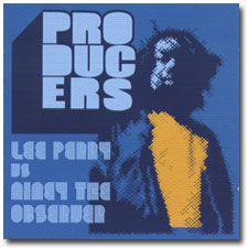 Lee Perry vs. Niney the Observer CD cover