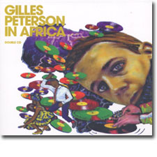 Gilles Peterson in Africa CD cover