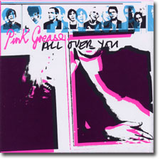 Pink Grease CD cover