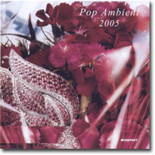Pop Ambient 2005 CD cover
