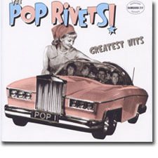 The Pop Rivets CD cover