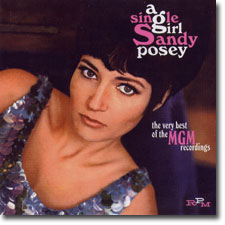 Sandy Posey CD cover