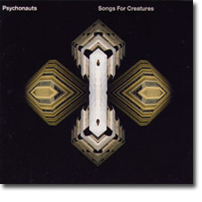 Psychonauts CD cover