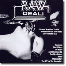 Raw Deal CD compilation cover