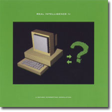 Real Intelligence IV CD cover