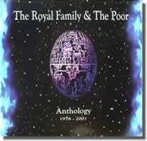The Royal Family & The Poor CD cover