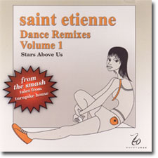 Saint Etienne CD cover
