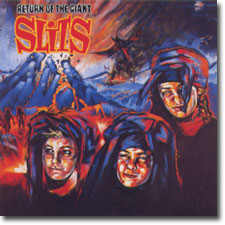 The Slits CD cover